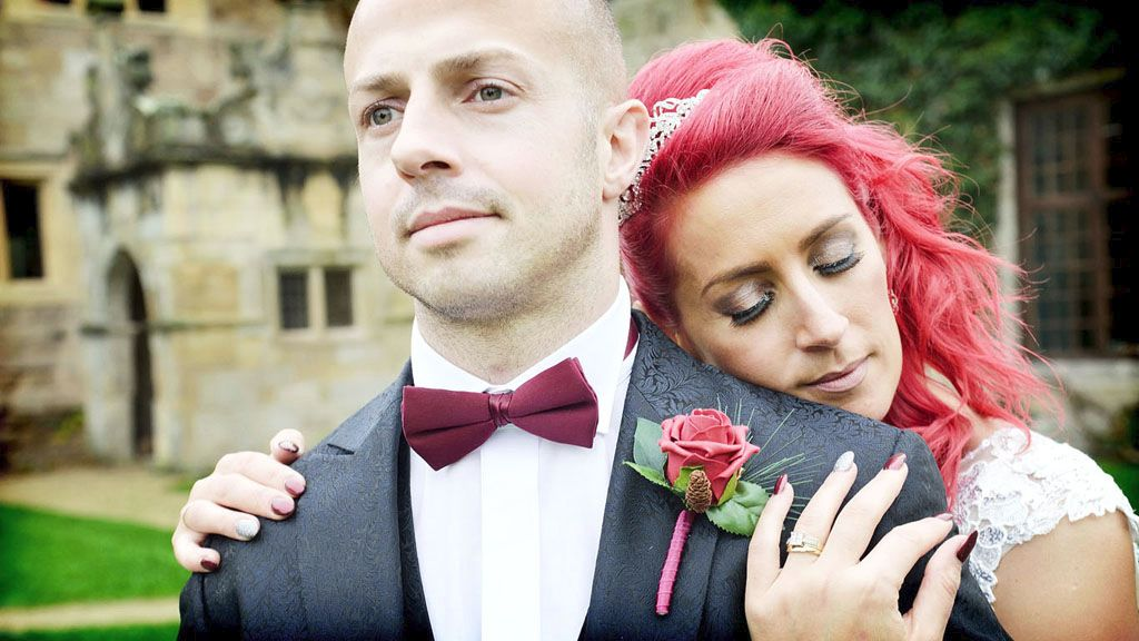 Staffordshire Wedding Photography, Madeley Court,